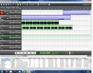 Mixcraft Screen shot cropped