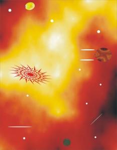 galatic sceen