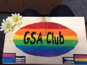 GSA sign