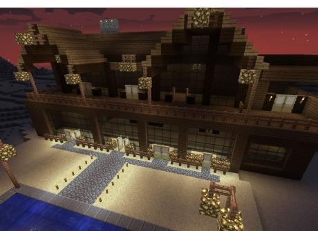 Luke Garrett Final station 2 Minecraft