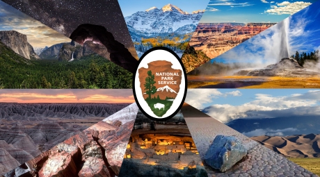 National Park Collage